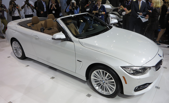 BMW 4 Series Convertible Drops its Top for Sunny LA