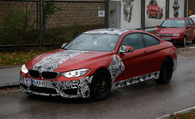 bmw-m4-sakhir-orange-spy-photo