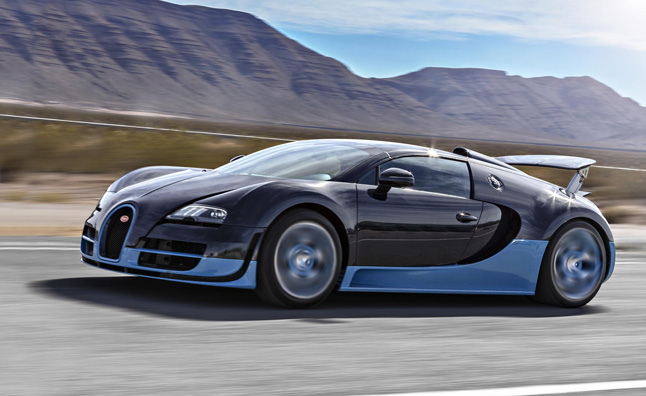 Bugatti Announces 'Dynamic Drive Experience' for North America