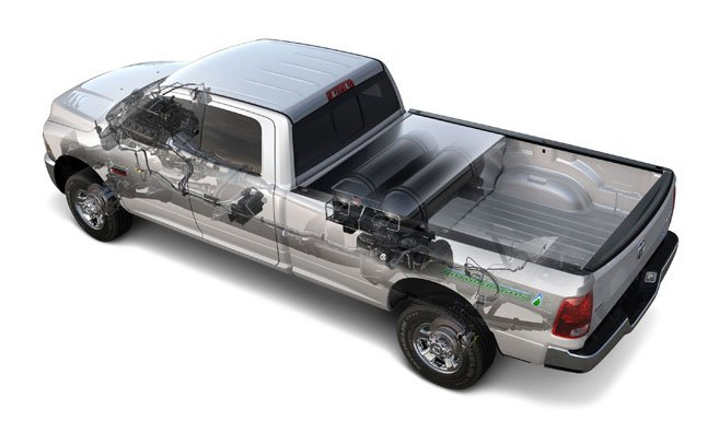 Chrysler Improves CNG Tanks With Human Lungs