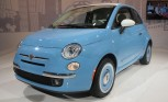 Fiat 500 1957 Edition Goes Retro in Los Angeles