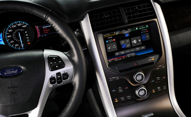 Ford SYNC-Equipped Vehicles Hit 10M Mark