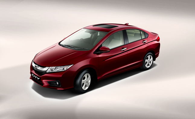 Honda Fit Sedan Previewed