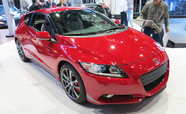 2014 Honda CR-Z HPD Supercharged, First Look Video – 2013 SEMA Show