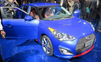 2014 Hyundai Veloster Turbo R-Spec Video, First Look