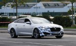 Jaguar XJ Facelift Tipped in New Spy Photos