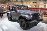2014 Jeep Wrangler Willys Wheeler Rolls into LA