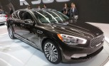 Kia K900 Video, First Look