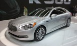 Kia K900 Powers Rear Wheels, Brands Push into Premium Segment