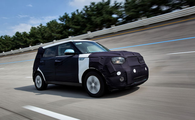 Kia Soul EV Heading to US Dealerships in 2014