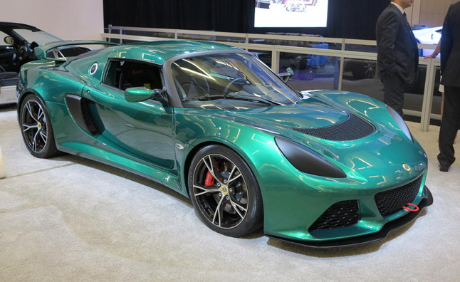 Lotus Exige V6 Cup Arrives in America