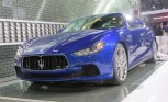Maserati Ghibli to be Priced From $65,600