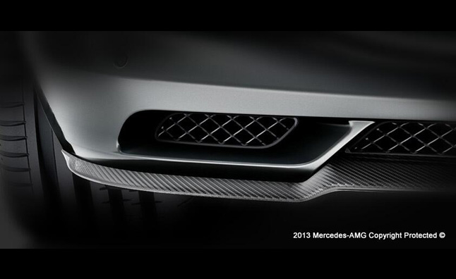 Mercedes SLS AMG Final Edition Teased