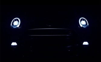 2014 MINI Cooper Teased Ahead of LA Auto Show Debut