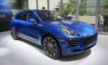 2015 Porsche Macan Turbo Makes 400 HP: 2013 LA Auto Show