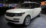 More Land Rovers May get Autobiography Black Trim