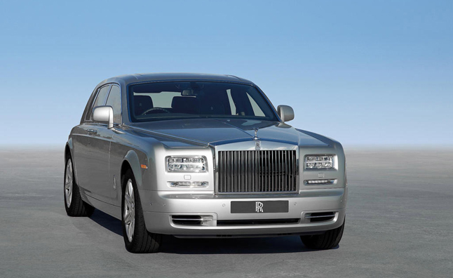 Rolls-Royce Phantom to Carry on Until 2020