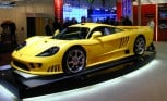 Saleen Working on 'S8′ Supercar