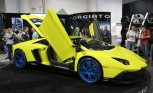 Luxury and Exotic Cars SEMA Show Mega Gallery