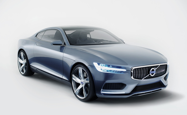 Volvo Heads to Tokyo with New Design Language