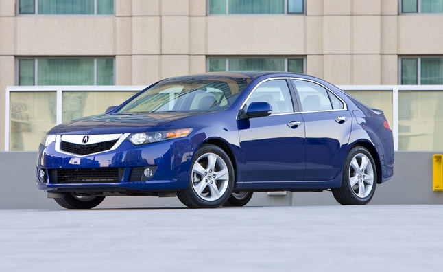 Acura TSX Axed to Make Room for TLX