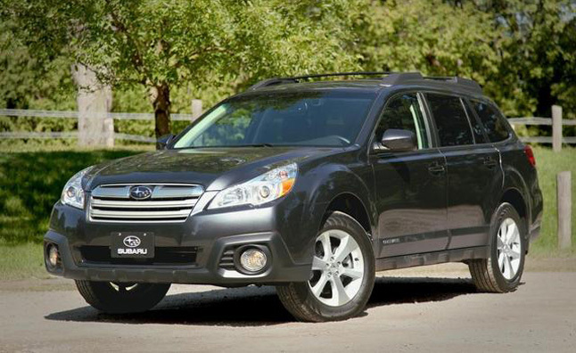 2015 Subaru Outback Slated for New York Debut