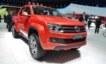 Volkswagen Amarok Could Head to US if Truck Tariff Ends