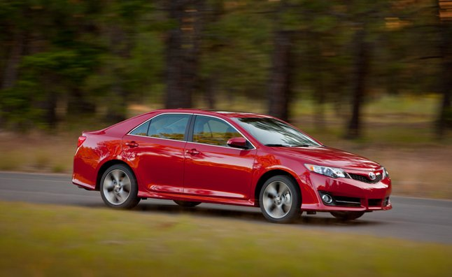 Toyota Camry to Retain Sales Crown for 12th Year