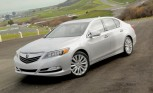 2014 Acura RLX Recalled for Loose Suspension Bolts