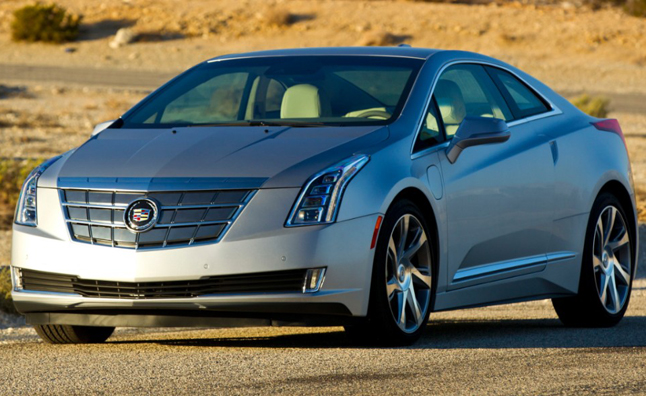 Cadillac ELR Sees Warm Dealer Reception