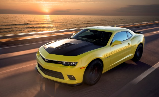 Five-Point Inspection: 2014 Chevrolet Camaro SS 1LE