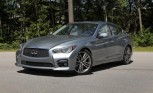2014 Infiniti Q50 gets Five-Star Crash Rating