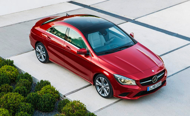 CLA Sales Push Mercedes Farther Past BMW
