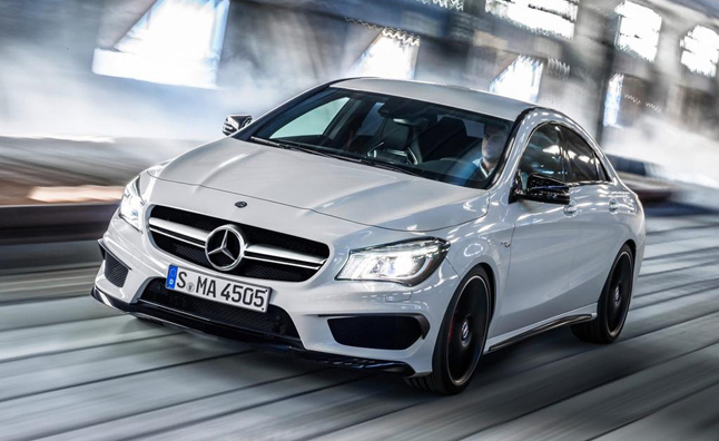 Mercedes CLA is Brand's Best US Launch in 20 Years