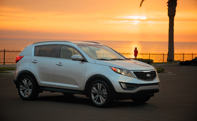 2014 Kia Sportage Starts at $22,450