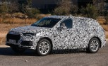 2015 Audi Q7 Spied Hot Weather Testing