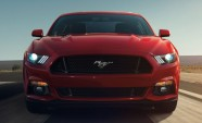 2015 Ford Mustang Facts