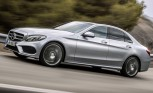 2015 Mercedes C-Class Gets More Power and Style