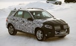 2015 Mercedes ML Spy Photos Tip Upcoming Refresh