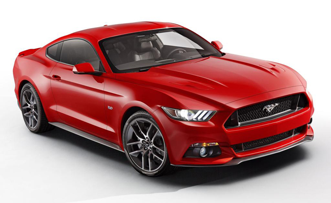 2015 Mustang Technology Details to be Released Jan. 7