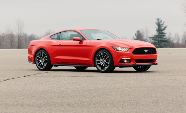 2015 Mustang Details Leak On Retail Site