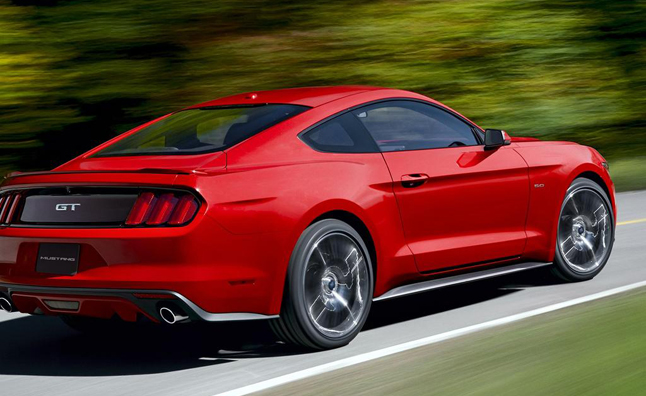 2015 Ford Mustang Rumored to have 'Burnout Control'