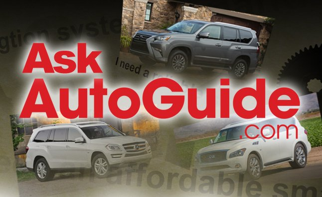 Ask AutoGuide No. 29 – Infiniti QX80 vs. Mercedes-Benz GL350 vs. Lexus LX 570
