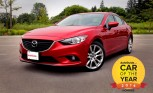 AutoGuide.com 2014 Car of the Year Finalist No. 1  Mazda6