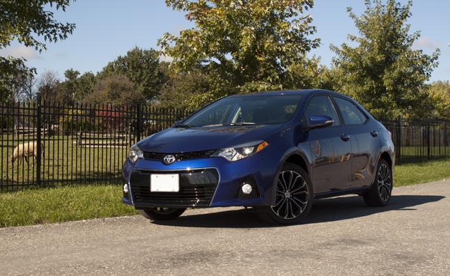 Five-Point Inspection: 2014 Toyota Corolla S