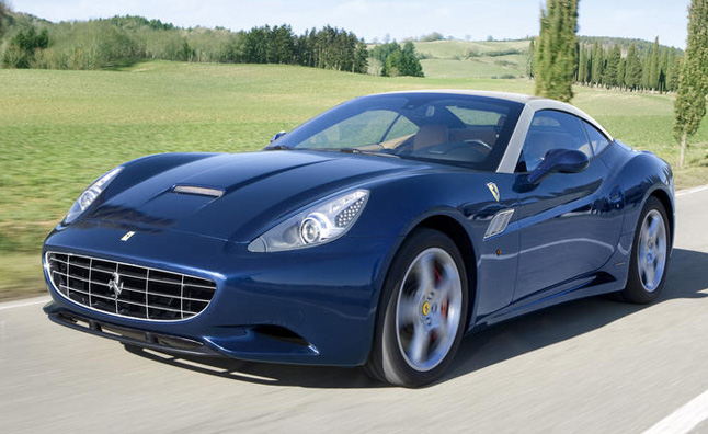 Next-Gen Ferrari California to Feature Twin-Turbo V8 Engine