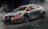 2014 Honda Civic WTCC Racer Teased