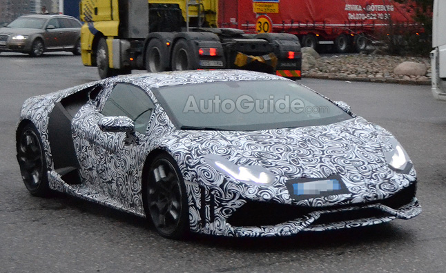 Lamborghini Gallardo Replacement to be Called Huracan