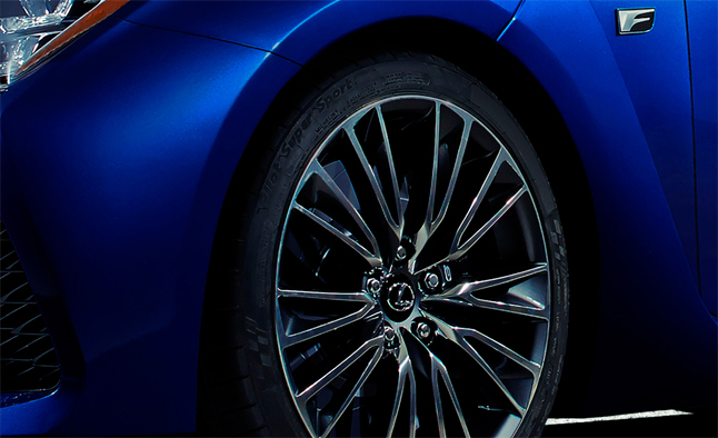 New Lexus F Model to Debut at 2014 Detroit Auto Show