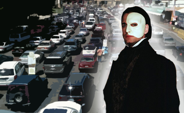 Phantom-Traffic-Jam